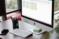 経理はExcelで。Excelで経理する方法