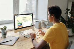 e-tax開始届のやり方、利用者識別番号の取り方